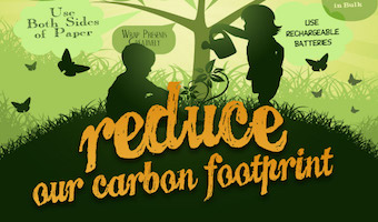 Carbon Footprint… what you need to know